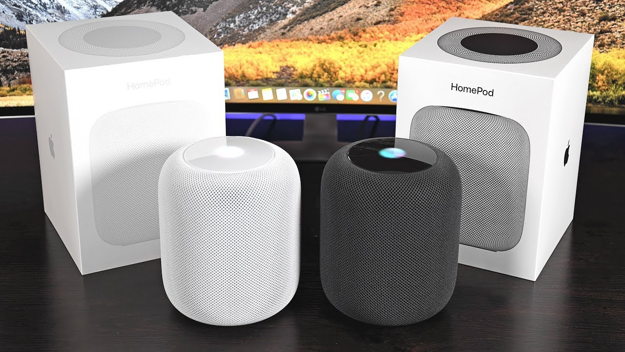 جهاز Apple HomePod