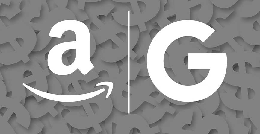 Google vs. Amazon: 6 competitive differences
