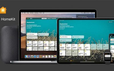 Control your world with Apple HomeKit